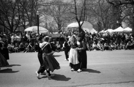 Dutch Dancing