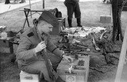 WWII German Solider